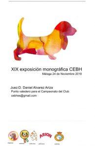 XIX exposición monográfica sin CAC del CEBH 28