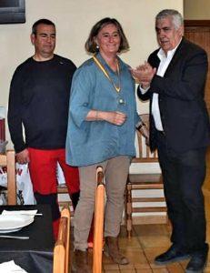 """COPA DE ESPAÑA DE LA RSCE,  RASTRO SOBRE CONEJO """"B"""" 25"""