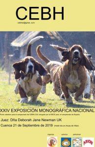 XXIV Exposición Monográfica del CEBH 1
