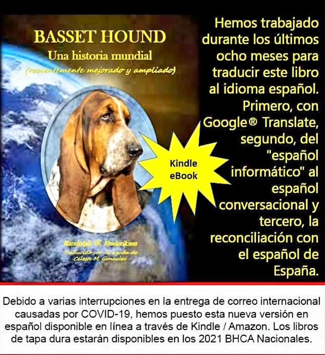 BASSET HOUND, UNA HISTORIA MUNDIAL 1
